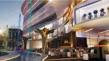 عيادات بمساحة 57 متر للبيع في مول زاها بارك