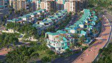وحدات سكنية في لوسيال العاصمة الجديدة