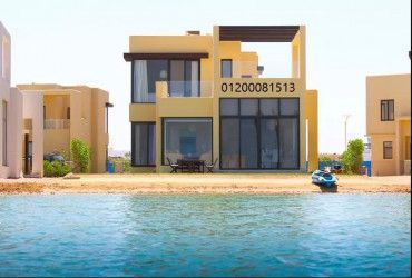 630 m villa in Cyan El Gouna Resort