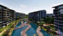 شقة في لا كابيتال ايست العاصمة الإدارية الجديدة بمساحة 197 متراً