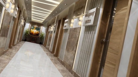 Office 125 meters for sale in Business Plus