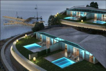 Residential units in IL Monte Galala Resort