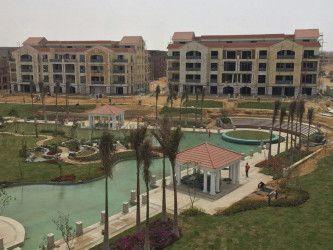Apartment for sale in Regents Park New Cairo