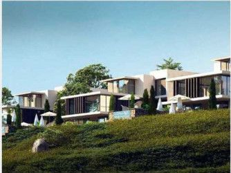 Twin House with An Area of 280 m² in IL Bosco New Capital.