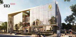 Unit in Heartwork New Cairo with 360m