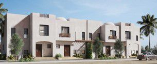 Twin House with area 133m² in Makadi Heights