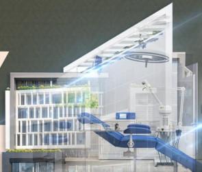 عيادة بمساحة 51 متر في مول فيدا