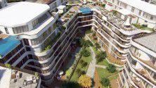 وحدات في بلوم فيلدز مدينة المستقبل بمساحة 104 متراً