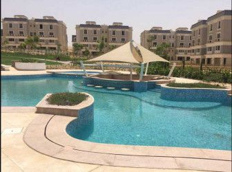 Swimming Pools in Mountain View Giza Plateau
