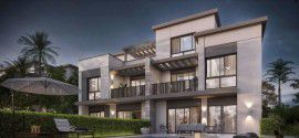 Twin House In Swan Lake Residences New Cairo