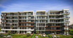 Apartments with an area ranging from 142 to 251 meters in Palm Hills