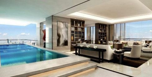 بمساحة 109 متر شقة في كمبوند البوسكو سيتي