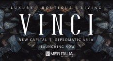 Vinci Project New Capital