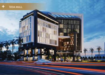 45 meter office in Vida Mall