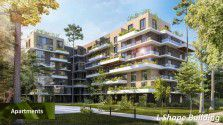 Apartment With An Area Of 150 m² in IL Bosco New Capital compound.
