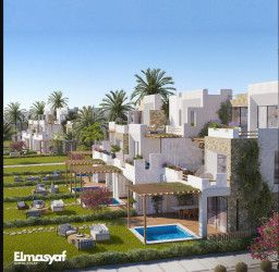 Twin House for sale in El Masyaf