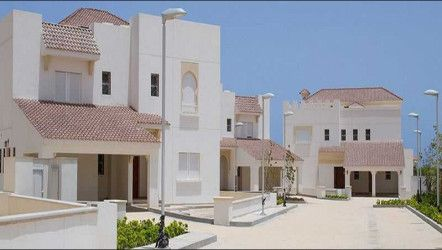Villas in Marassi North Coast