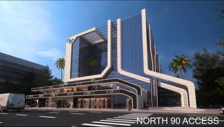 Office 52 meters for sale in Business Plus Mall