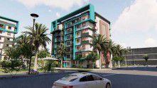 Penthouse for sale in Le Ciel compound