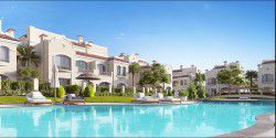 Town House In El Patio Prime El Shorouk 340m