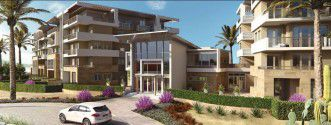 Residential Units in Uptown Cairo compound