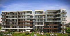 شقة في كابيتال جاردنز القاهرة الجديدة بمساحة 207 متراً