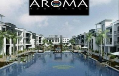 With An Area of 115 meters Apartment in Aroma Beach Resort
