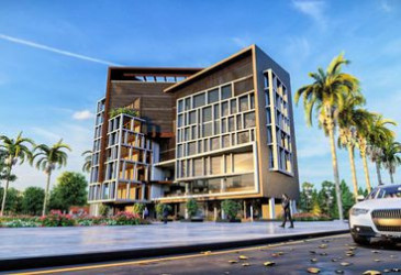 Shop for sale in Vida Mall, with an area of 65 meters