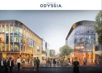 شقة في ذا سيتي أوف أوديسيا مدينة المستقبل بمساحة 190 متراً