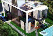 شقة في بلوم فيلدز القاهرة الجديدة بمساحة 124 متراً