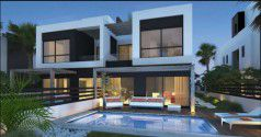 Twinhouse In Palm Hills New Cairo 268m