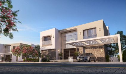 Villas in City Stars North Coast by ARCO.