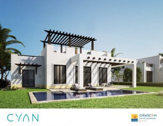 Villa with area 205 m in Cyan El Gouna