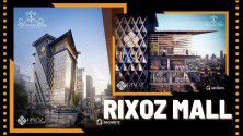 properties For Sale in Rixoz Mall