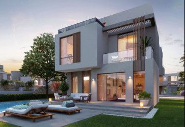 Villas in Sodic East New Heliopolis with Area 270 m²