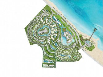 Unit Prices in The Groove Ain Sokhna Resort