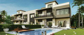 Villa In Swan Lake Residences New Cairo 419m