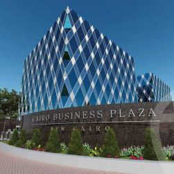 Office for sale in Cairo Business Plaza 106 meters