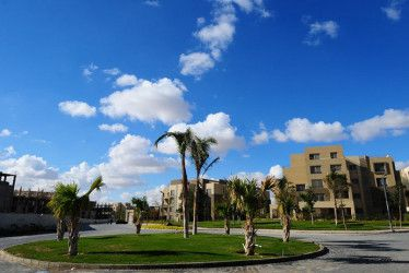 Town House with area 324m² in Palm Parks