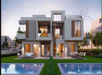 Standalone villas in Sodic East Heliopolis