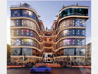 محل في مول ايفيرا العاصمة الجديدة بمساحة 30 متراً