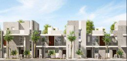 Twin House in Al Maqsad New Capital.