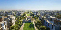 Units starting from 120 meters in Sheikh Zayed