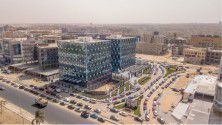 56 m2 office for sale in Cairo Business Plaza
