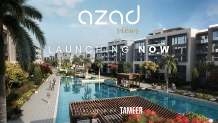 Penthouse for sale in Azad Views