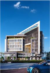 44m office in Vida Mall