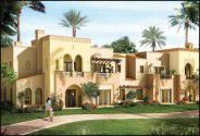 Villas with an area of 331 meters in Mivida Compound