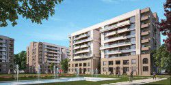 Apartments for sale in Zavani New Capital with spaces starting from 125 m.