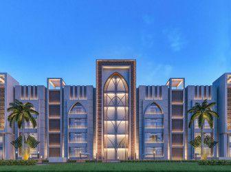 وحدات سكنية للبيع في كمبوند جنوب