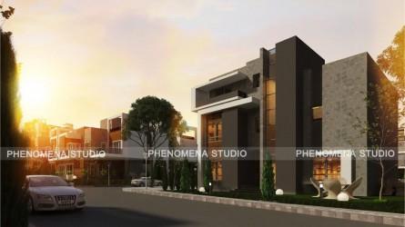 Villa for sale in Yaru Compound